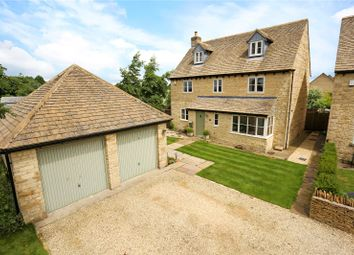 Thumbnail 5 bed detached house for sale in Little Close, Stroud Road, Bisley, Stroud
