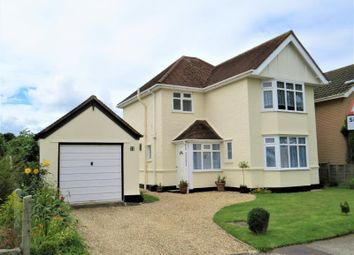 Thumbnail 3 bed detached house for sale in Ashley Common Road, New Milton