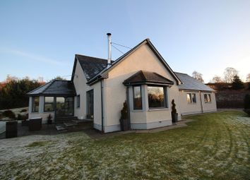 Thumbnail 5 bed detached bungalow for sale in Ardmor, Dores, Inverness