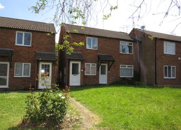 Thumbnail 2 bed flat for sale in Gatcombe Drive, Stoke Gifford, Bristol