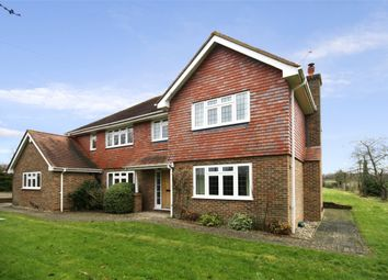Thumbnail 5 bed detached house to rent in Popes Lane, Oxted, Surrey