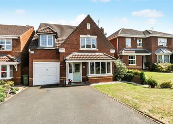 Thumbnail 4 bed detached house for sale in Riddings Hill, Balsall Common, West Midlands