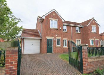 Thumbnail 3 bed semi-detached house for sale in Ravensworth Road, Birtley, Chester Le Street