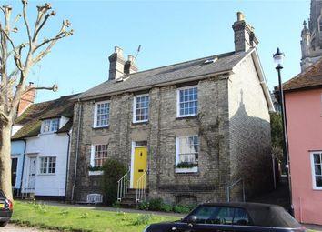 Thumbnail 3 bed semi-detached house for sale in Castle Street, Saffron Walden, Essex