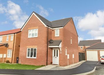 Thumbnail 3 bed detached house for sale in Corbridge Terrace, Ashington