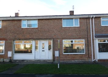 Thumbnail 4 bed terraced house for sale in Webb Close, Newton Aycliffe