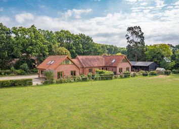 Thumbnail 5 bed detached house for sale in Woolpit, Bury St Edmunds, Suffolk
