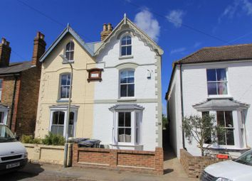 Thumbnail Semi-detached house for sale in Clifton Road, Whitstable