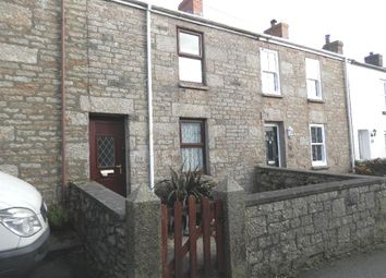 Thumbnail 2 bedroom terraced house to rent in Queen Street, St Just