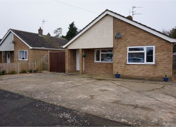 Thumbnail 3 bed bungalow for sale in Welby Drive, Spalding