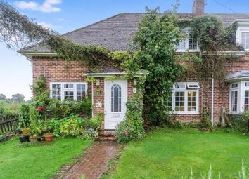 Thumbnail 3 bed semi-detached house for sale in Minstead, Lyndhurst, Hampshire