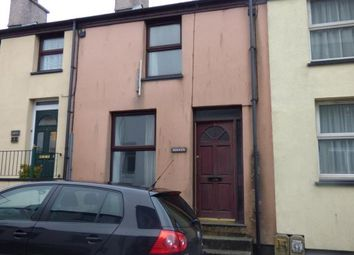 Thumbnail 1 bed terraced house for sale in High Street, Deiniolen, Caernarfon, Gwynedd