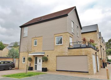 Thumbnail 4 bed town house for sale in Brunel Way, Havant