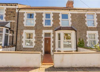 Thumbnail 2 bed terraced house for sale in Llantrisant Street, Cathays, Cardiff