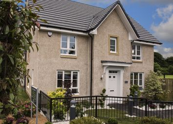 "Thumbnail 4 bed detached house for sale in ""Craigcrook"" at Auchinleck Road, Glasgow"