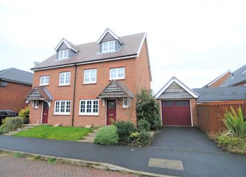 Thumbnail 4 bed town house for sale in Austin Drive, Chorley