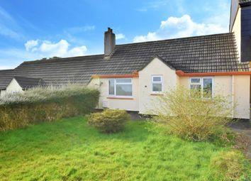 Thumbnail 2 bed terraced bungalow to rent in Highfield Estate, Pensilva, Liskeard, Cornwall