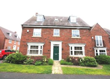 Thumbnail 5 bed detached house for sale in Oaklands Drive, Earl Shilton, Leicester