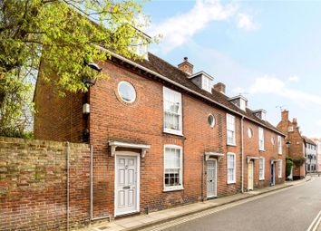 Thumbnail 3 bed terraced house for sale in Little London, Chichester, West Sussex