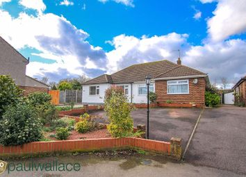 Thumbnail 2 bed semi-detached bungalow for sale in Montayne Road, Cheshunt, Waltham Cross