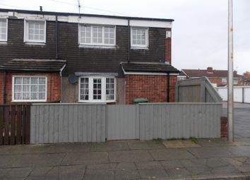 Thumbnail 3 bed end terrace house to rent in Buttermere Way, Grimsby