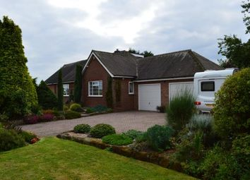 Thumbnail 4 bed bungalow for sale in Croxall, Lichfield, Staffordshire