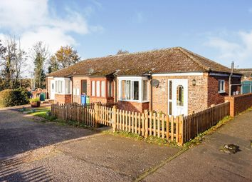 Thumbnail 1 bed terraced bungalow for sale in Waveney Road, Bungay