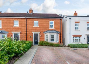 Goodchild Square, Odiham, Hook, Hampshire RG29. 3 bed semi-detached house for sale