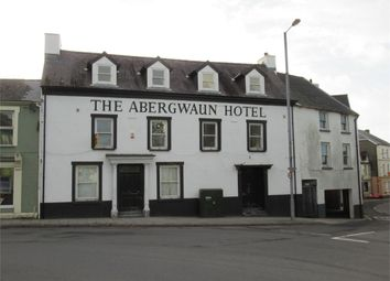 Thumbnail 7 bed terraced house to rent in The Abergwaun Hotel, Fishguard, Pembrokeshire
