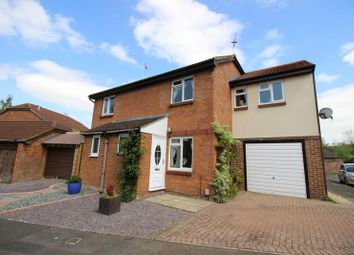 Thumbnail 3 bed semi-detached house for sale in Saddleback Road, Shaw, Swindon