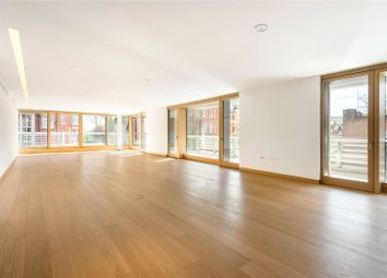 Thumbnail 4 bed flat for sale in Vicarage Gate House, Vicarage Gate, London