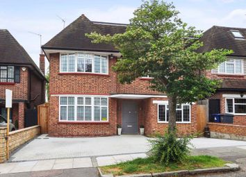 Thumbnail 6 bed property to rent in Connaught Drive, London