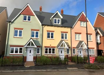 Thumbnail 3 bed terraced house for sale in Tadpole Garden Village, Tadpole Garden Village, Swindon