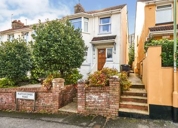Thumbnail 3 bedroom end terrace house for sale in Blatchcombe Road, Paignton