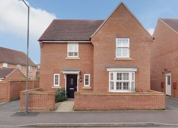 Thumbnail 4 bed detached house for sale in Constance Street, Buckingham