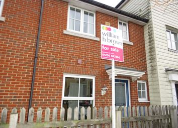 Thumbnail 3 bedroom terraced house for sale in Brinkley Grove Road, Mile End, Colchester