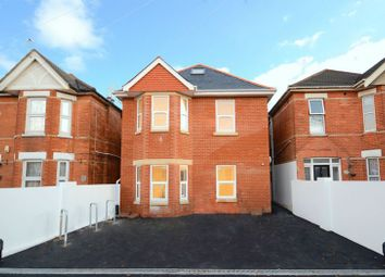 Thumbnail 2 bed flat for sale in Edgehill Road, Winton, Bournemouth