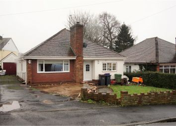 Thumbnail 3 bedroom detached bungalow for sale in Lodge Road, St Georges Telford