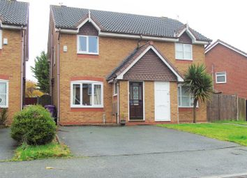 Thumbnail 2 bed semi-detached house for sale in Wadebridge Road, Fazakerley, Liverpool