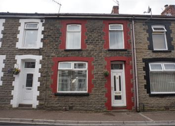 3 bed terraced house for sale in Danylan Road, Pontypridd CF37