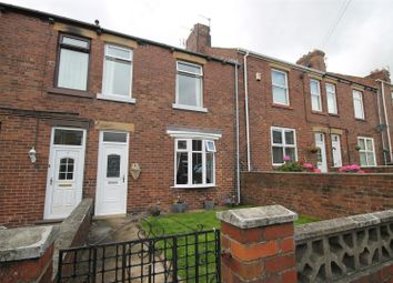 Thumbnail 3 bed terraced house for sale in Park Street, Willington, Crook