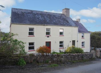 Thumbnail 3 bed detached house for sale in Gwynfe, Llangadog