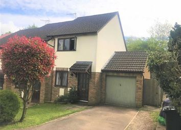 Thumbnail 2 bed end terrace house for sale in Nash Way, Coleford