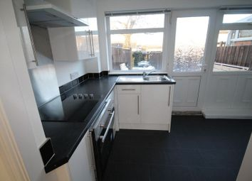 Thumbnail 1 bed flat to rent in St Davids Way, Fellgate, Jarrow
