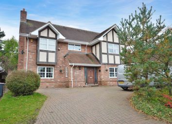Thumbnail 4 bed detached house to rent in The Keep, Ironbridge Road, Madeley, Telford