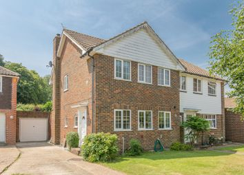 Thumbnail 3 bed semi-detached house for sale in Springett Avenue, Ringmer