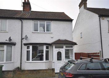 Thumbnail 3 bed end terrace house for sale in Ashdon Road, Bushey