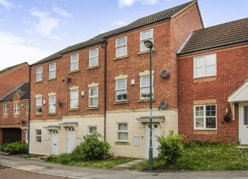 Thumbnail 3 bedroom terraced house for sale in Pavior Road, Nottingham