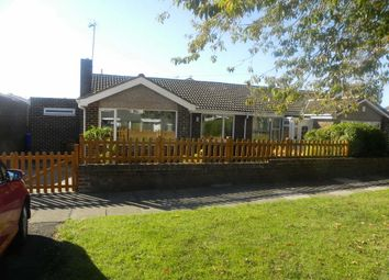 Thumbnail 2 bed semi-detached bungalow for sale in Wallridge Drive, Holywell, Whitley Bay