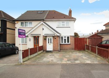 Thumbnail 2 bed semi-detached house for sale in Clayton Road, Romford